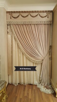 Different Types Of Window Curtains That Look Beautiful To Inspire Your Home Room Decorating Ideas - Window curtains add elegance into the inside of any dwelling. Curtains can be located at various materials, colors, types, and layouts to accommodate Classic Curtains, Elegant Curtains, Modern Curtains, Colorful Curtains, Luxury Curtains, Outdoor Curtains, Home Curtains, Window Curtains, Curtain Styles