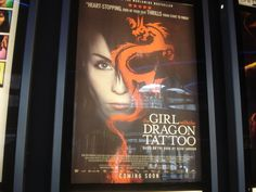 The Swedish adaptation of Stieg Larsson's trilogy is very close to the books and features Noomi Rapace as an incomparable Lisbeth Salander.  Rapace embodies the book version of Lisbeth.  The actors are less Hollywood than in the American adaptation, and although I personally prefer Daniel Craig, at least physically, as Blomkvist, but the Swedish version nailed it.