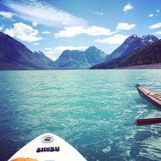 Lake Eklutna, Anchorage, Alaska