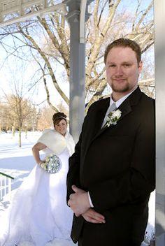 Jason (Hubby) & Me (Katie) - Just Married!