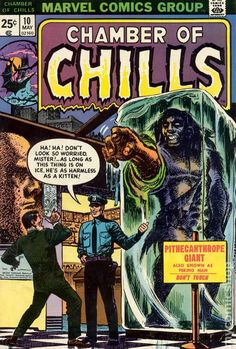 Chamber of Chills (1972 Marvel) 10