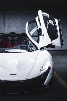 McLaren P1 Mahadiar Edition