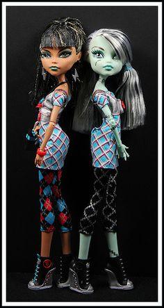 Monster High DollsinDystopia.blogspot.com