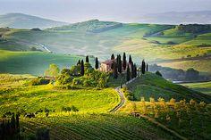 Bella Tuscany - Jim Nilsen Photography