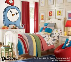 Love this room for my kids someday!