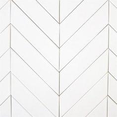 Shower wall tile pattern