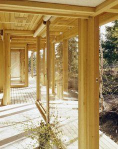 Villa Schreiner by Sverre Fehn