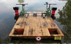 How To: Tretboot selber bauen: NEUE VERSION!!!
