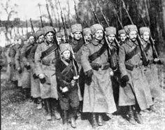 На фронтах Первой мировой