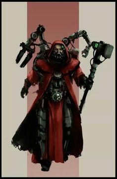 Tech-Priest