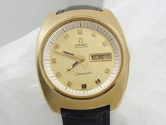 1969 OMEGA SEAMASTER AUTOMATIC DAY/DATE MENS WATCH