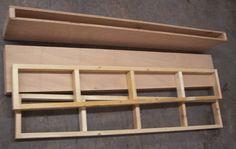 DIY Floating Shelves | Rad Design