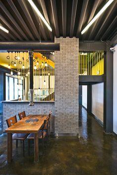 Restaurants and bars on Pinterest