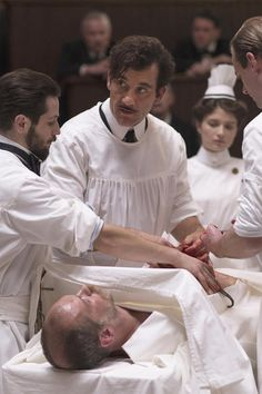 The Knick (Cinemax-October 16, 2015) Thackery's struggle with recovery won't be swept under the rug. He's going to set out to find the root of his addiction. Bertie will still have a broken heart over Lucy, and the drama continues. Returning Fall Shows: Where We Left Off : Photo by Mary Cybulski/Cinemax
