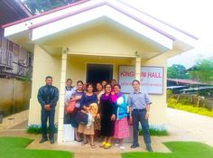 Kingdom Hall in the Philippines.  http://MinistryIdeaz.com