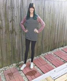 Striped Raglan Shirt