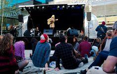 RIVERSIDE STAGE - 21st SEPTEMBER   Merge Festival 2013