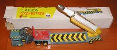 Transportes Especiales Lanza Cohetes Guisval Ref. 401