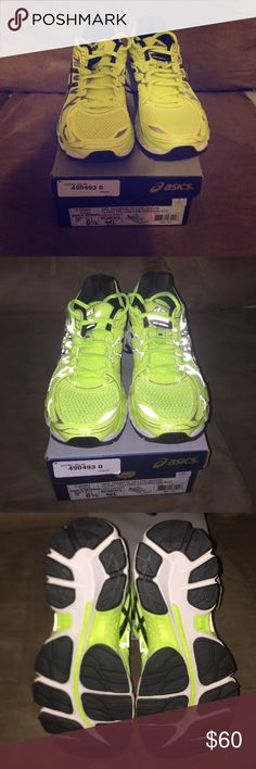Never worn Asics Nimbus 16! Never worn. With box. Wide cut. Runs true to size. asics Shoes Sneakers