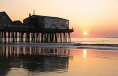 Old Orchard Beach, Maine - Have been lucky enough to vacation here with my family every year!