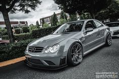 unreal Mercedes CLK63 AMG Black Series