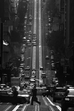California Street, San Francisco | Joseph Dannels