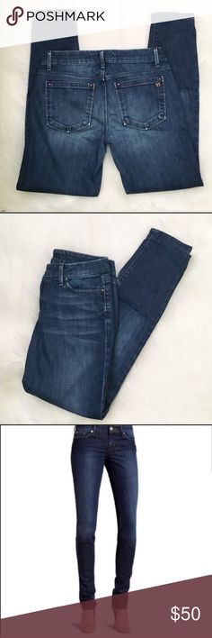 Joe's Jeans skinny jeans. Perfect condition Love the shading of this denim! Joe's Jeans Jeans Skinny