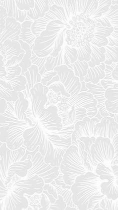 Wallpaper iPhone Source by savitska Flower Wallpaper, Screen Wallpaper, Of Wallpaper, Wallpaper Quotes, Pattern Wallpaper, Wallpaper Backgrounds, White Wallpaper Iphone, Cute Backgrounds, Cute Wallpapers