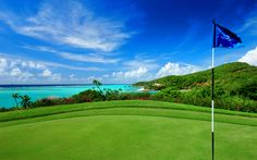 Trump International Golf Club at The Canouan Resort, St Vincent & the Grenadines