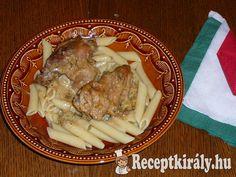 Joghurtos csirke II