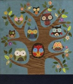 Owl print from Linda Solovic on Etsy  We're back to our favourite Owl item…