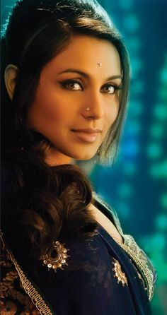 Rani Mukherjee - I agree with SRK, she is one of the most talented actresses in Bollywood.