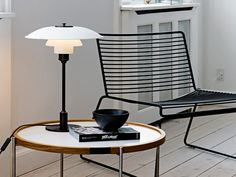 About €603 including shipping to Australi a. With the PH 3½-2½ table lamp, Louis Poulsen has added to the PH 3½-3 pendant range, so if you are looking for lighting for your lounge, dining room, bedroom or any other room, you can be sure that this range will help create a decorative and inspiring interior.