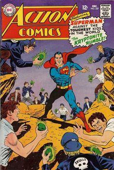 Action Comics (DC, 1938 series) #357 Dec 1967