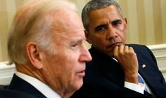 """The """"bromance"""" between former President Barack Obama and his Vice President has been celebrated by many across the internet, but now Joe Biden's favourite meme about the pair's relationship has been revealed."""