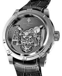 Best watches louis moinet