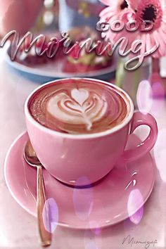 Good Morning Coffee Gif, Good Morning Monday Images, Good Morning Gift, Cute Good Morning Quotes, Good Morning Wednesday, Good Morning World, Good Morning Photos, Good Morning Greetings, Coffee Time