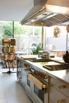 kitchen by London based interior design practice Precious McBane