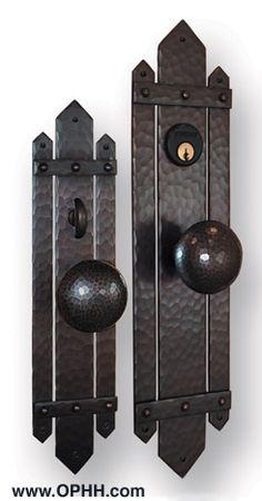 Fortress Style Knob to Knob Entry Set | Oak Park Home & Hardware