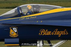FLIGHT LEADER (CO): Blue Angels US Navy F/A-18 Demo Team (… | Flickr