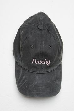 Brandy ♥ Melville | Katherine Peachy Cap - Accessories