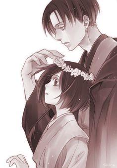 Past Lovers   Rivamika   Levi   Mikasa   AOT