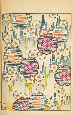 A page from Shin-Bijutsukai, a Japanese Design Magazine from 1902.