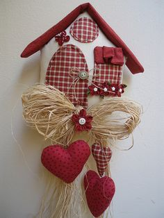Casinha Kelly by Tia Fada, via Flickr