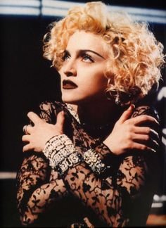 Madonna History - Acervo Fotográfico -: 1990 - Vogue Madonna