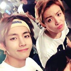 V and Jungkook