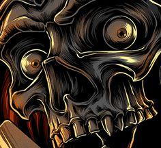 the Jester Skull