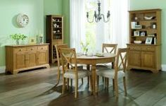 Hampstead Oak 4-6 Extension Dining Table & 6 X Back Chairs http://solidwoodfurniture.co/product-details-oak-furnitures-3893-hampstead-oak-extension-dining-table-x-back-chairs.html