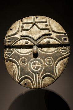 "African mask | From the Museum Website... ""The Yale co… 