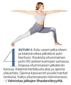 Aineenvaihdunta käyntiin ja lisää energiaa! Herätä keho 10 minuutin joogasarjalla | Me Naiset Hiit, Pilates, Gym, Workout, Fitness, Sports, Stretching, Shape, Pop Pilates